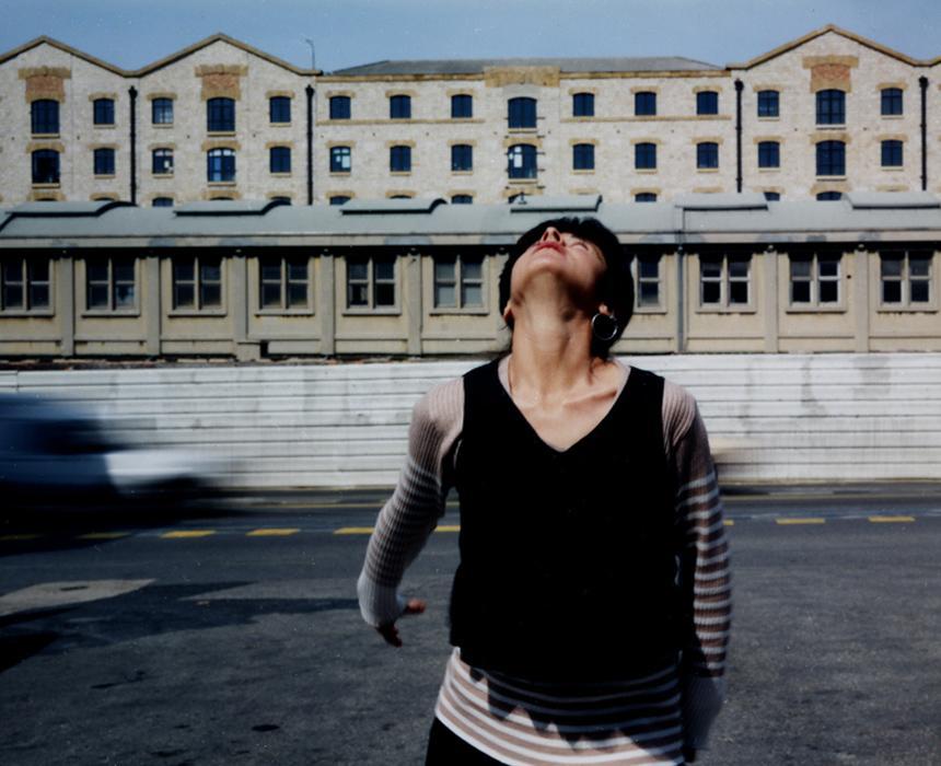 """""""Sans Titre"""" (Les Personnages avec Dominique Montembault) 2001-2009."""