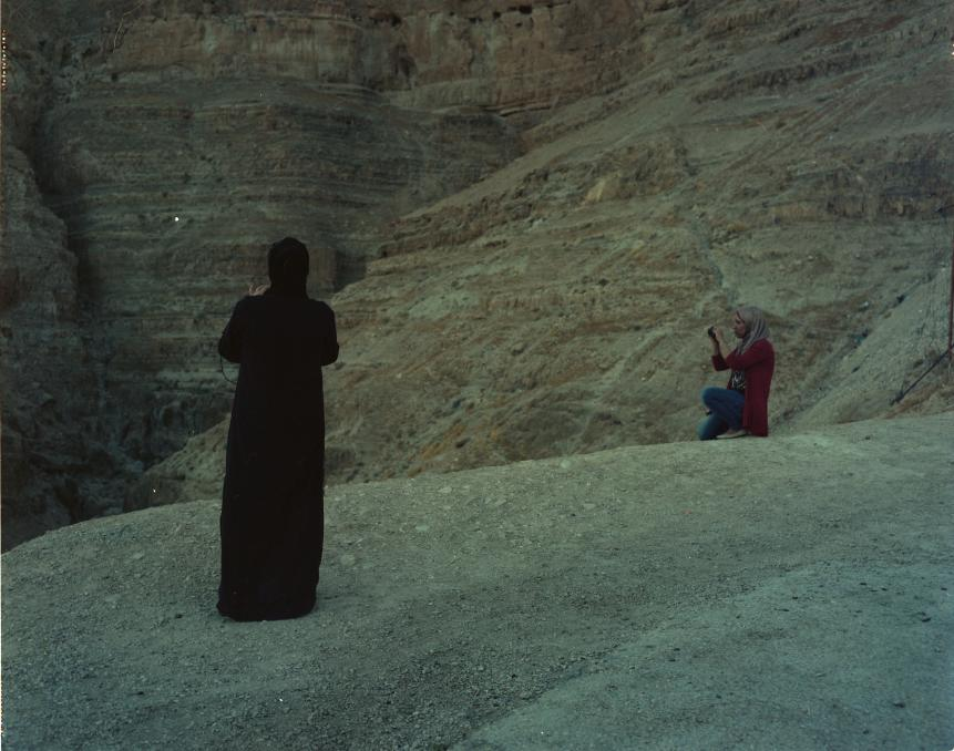 Five women from the City of the Moon, Jericho, 2011/2014.